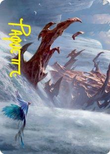 Art Card 49: Island
