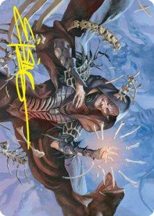 Art Card 56: Valentin, Dean of the Vein
