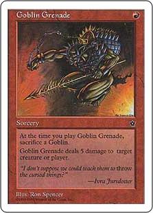 Goblin Grenade