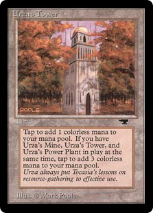 Urza's Tower (1)