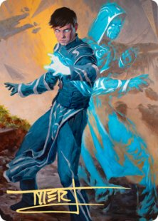 Art Card 01: Jace, Mirror Mage (1)