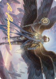 Art Card 37: Angel of Destiny (signed)