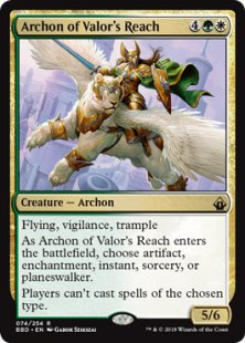 Archon of Valor's Reach