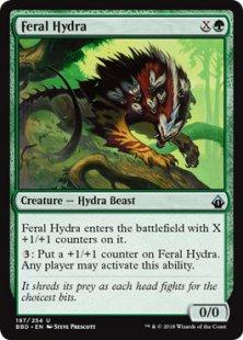 Feral Hydra