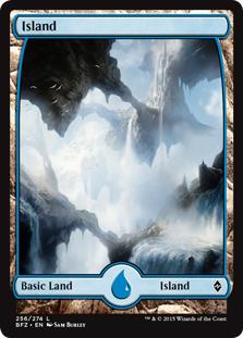 Island (6) (full art)