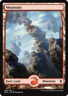 Mountain (8) (full art)