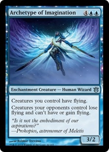 Archetype of Imagination (foil)