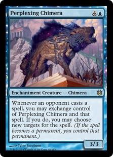 Perplexing Chimera