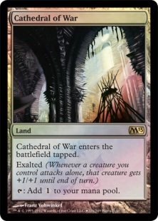 Cathedral of War (foil)