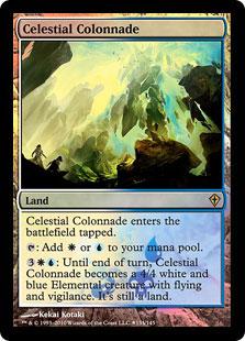 Celestial Colonnade (foil)