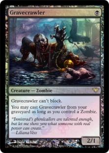 Gravecrawler (foil)