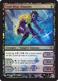 Guul Draz Assassin (foil)