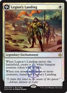 Legion's Landing (foil)