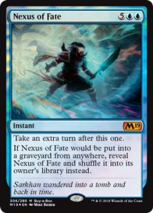 Nexus of Fate (foil)
