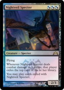 Nightveil Specter (foil)