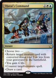 Ojutai's Command (foil)