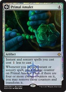 Primal Amulet (foil)