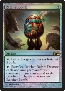 Ratchet Bomb (foil)