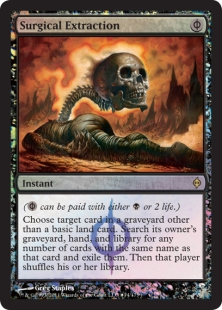Surgical Extraction (foil)