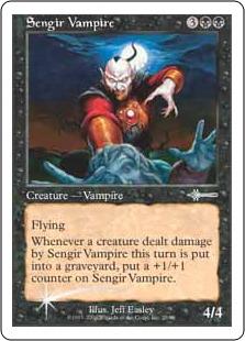 Sengir Vampire (foil)