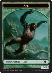 Ape token (3/3)