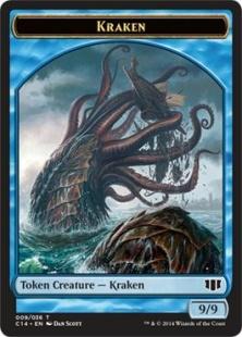Kraken token (9/9)