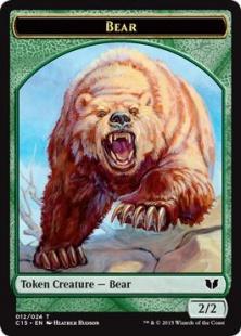 Bear token (2/2)