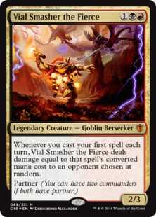 Vial Smasher the Fierce (foil)