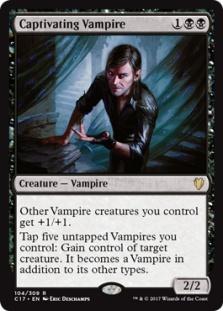 Captivating Vampire