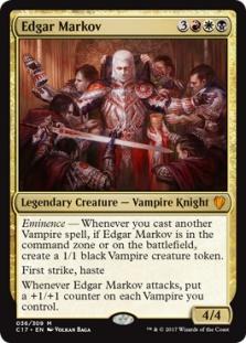 Edgar Markov (foil)