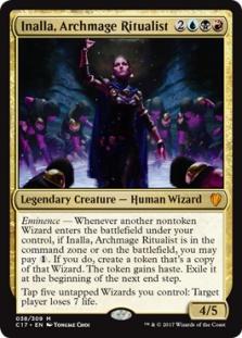 Inalla, Archmage Ritualist (foil)