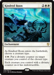 Kindred Boon