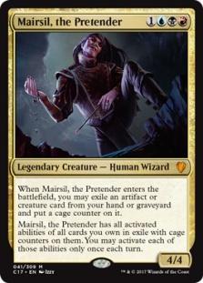 Mairsil, the Pretender (foil)