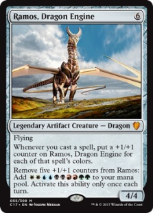 Ramos, Dragon Engine (foil)