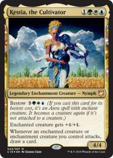 Kestia, the Cultivator (foil)