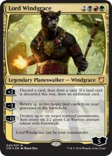 Lord Windgrace (foil)