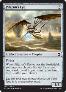 Pilgrim's Eye