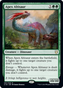 Apex Altisaur