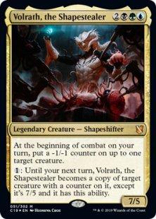 Volrath, the Shapestealer (foil)