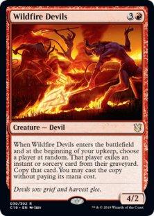 Wildfire Devils