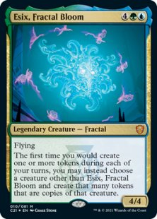 Esix, Fractal Bloom (foil)