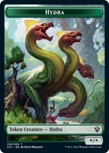Hydra token (*/*)