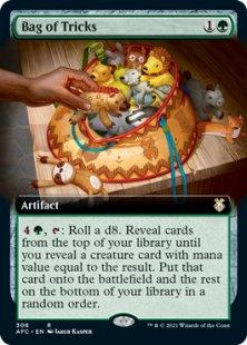 Bag of Tricks (extended art)