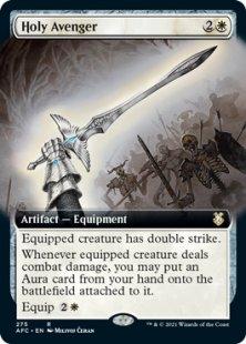 Holy Avenger (extended art)