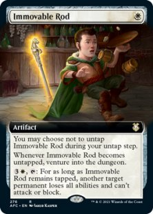 Immovable Rod (extended art)