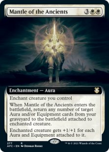 Mantle of the Ancients (extended art)