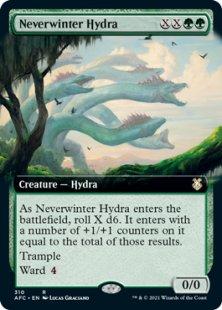 Neverwinter Hydra (extended art)