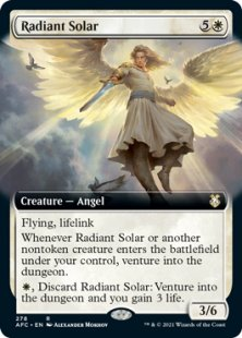 Radiant Solar (extended art)