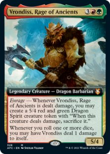 Vrondiss, Rage of Ancients (extended art)