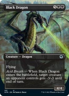 Black Dragon (borderless)